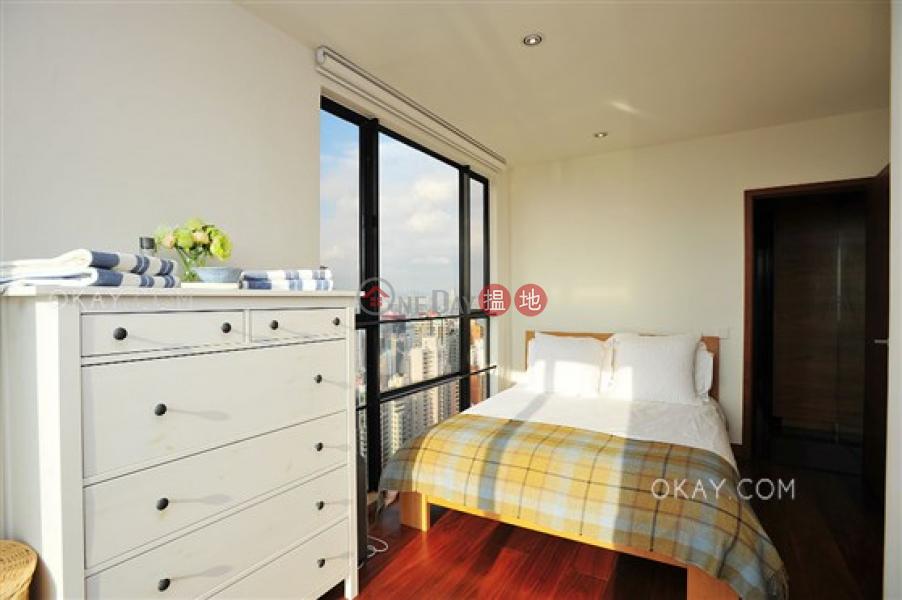 Unique 3 bedroom on high floor with sea views & rooftop | Rental | Glory Heights 嘉和苑 Rental Listings