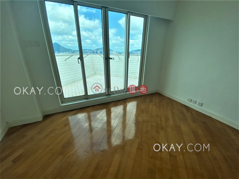 HK$ 78,000/ month Pacific Palisades, Eastern District   Gorgeous 4 bedroom on high floor with terrace & balcony   Rental