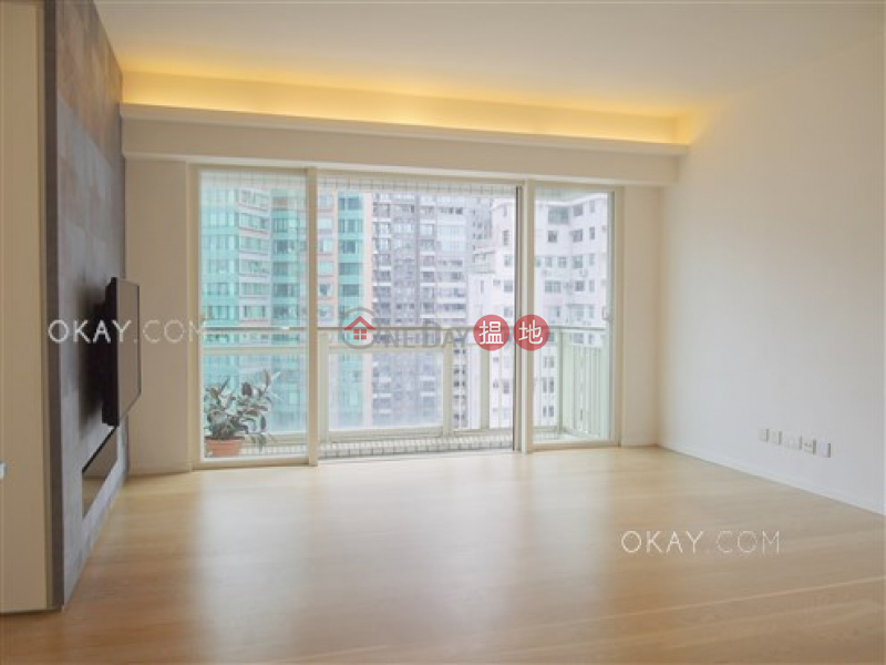 HK$ 31M Centrestage Central District | Unique 3 bedroom on high floor with balcony | For Sale