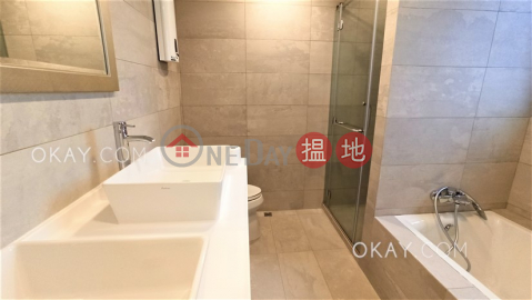 Stylish 3 bedroom with balcony & parking | For Sale|Parkview Heights Hong Kong Parkview(Parkview Heights Hong Kong Parkview)Sales Listings (OKAY-S20978)_0