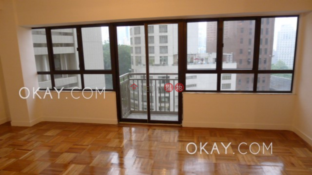 Lovely 3 bedroom with sea views, balcony | Rental, 10 MacDonnell Road | Central District | Hong Kong Rental, HK$ 65,000/ month