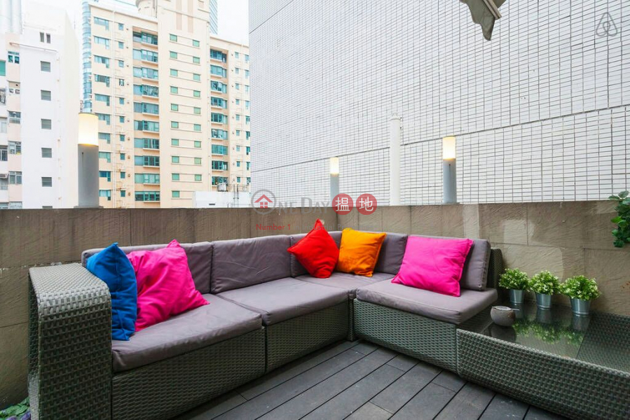 Property Search Hong Kong | OneDay | Residential | Rental Listings, furnished flat with roof top