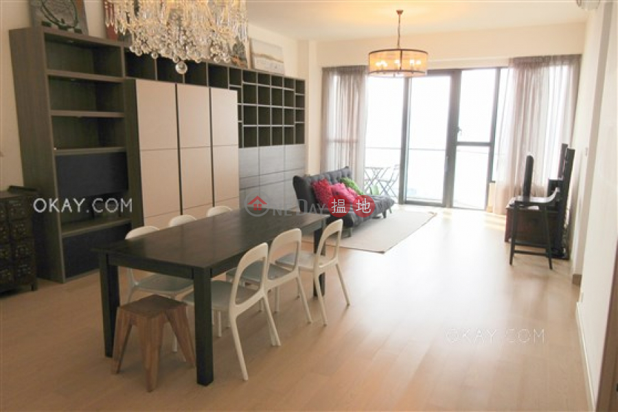HK$ 43M Upton | Western District Gorgeous 3 bedroom with sea views & balcony | For Sale