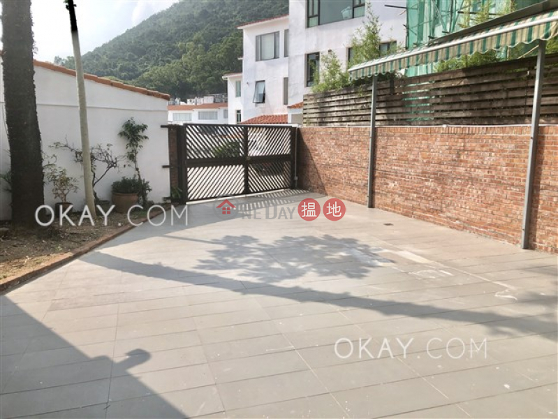Unique house with parking | Rental, Las Pinadas 松濤苑 Rental Listings | Sai Kung (OKAY-R285895)