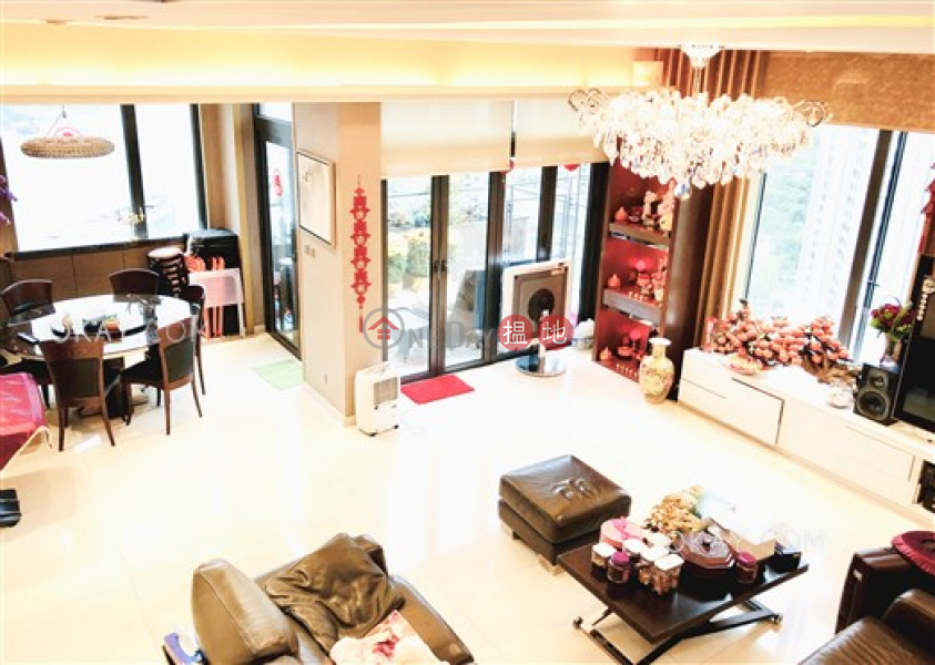 Beautiful 4 bed on high floor with sea views & balcony | For Sale | The Westminster Terrace 皇璧 Sales Listings