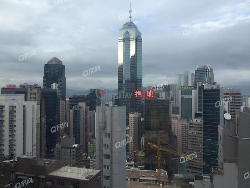 HK$ 1,100萬 廣堅大廈 西區景觀開揚,地段優越,市場罕有《廣堅大廈買賣盤》