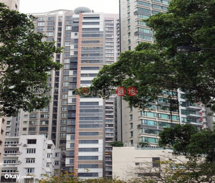 HK$ 23M | Park Rise, Central District, Unique 1 bedroom in Mid-levels Central | For Sale