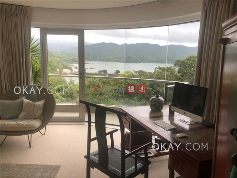 Property Search Hong Kong | OneDay | Residential | Rental Listings | Gorgeous house with sea views, rooftop & terrace | Rental