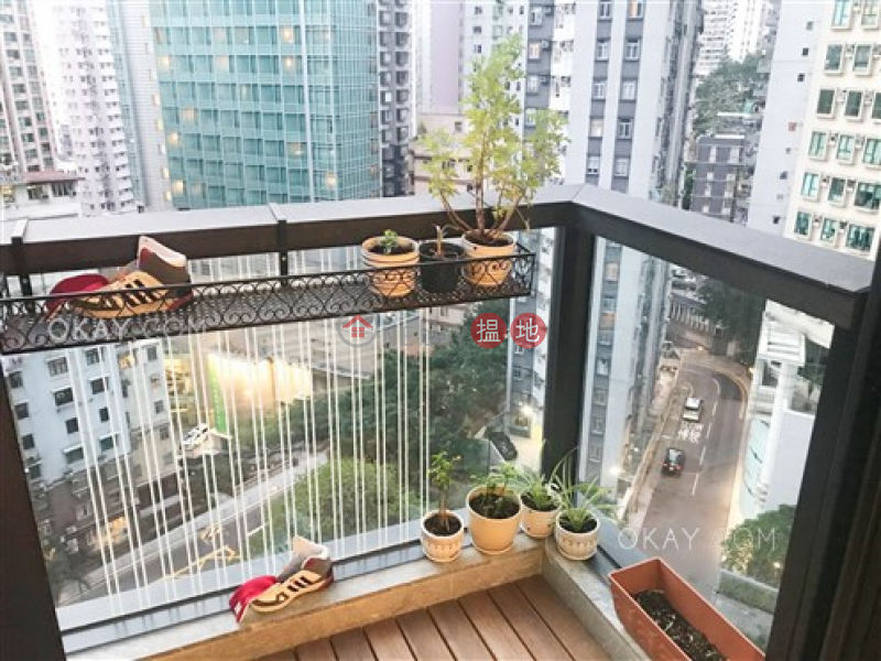 HK$ 55,000/ month Tower 5 The Pavilia Hill Eastern District | Tasteful 2 bedroom with balcony | Rental