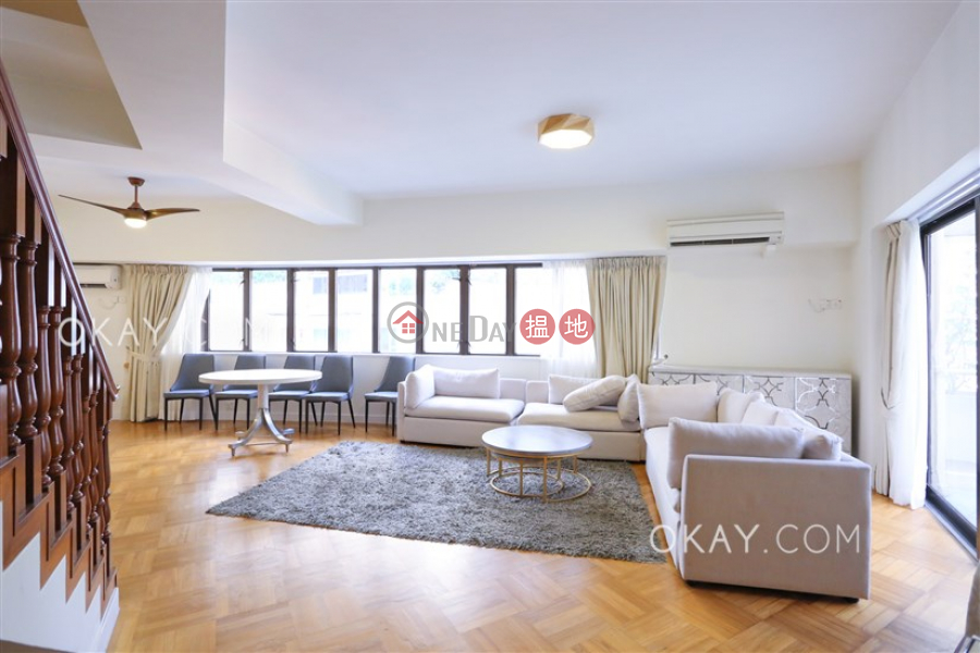 Beautiful penthouse with terrace & parking | Rental | Bamboo Grove 竹林苑 Rental Listings