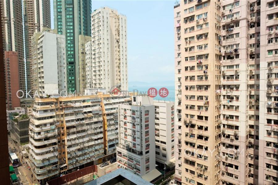 Practical 2 bedroom with balcony   Rental   18 Catchick Street 吉席街18號 Rental Listings