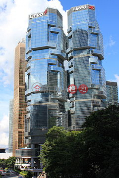 Sea view cum mountain view office on high floor in Lippo Tower for lettting, good deco | Lippo Centre 力寶中心 Rental Listings
