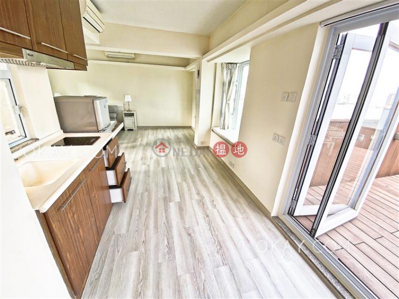 開放式,極高層,連車位富景閣出租單位 富景閣(Grandview Court)出租樓盤 (OKAY-R7170)