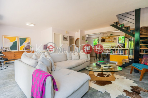 Rare house with terrace & balcony | For Sale|Wong Mo Ying Village House(Wong Mo Ying Village House)Sales Listings (OKAY-S304518)_0