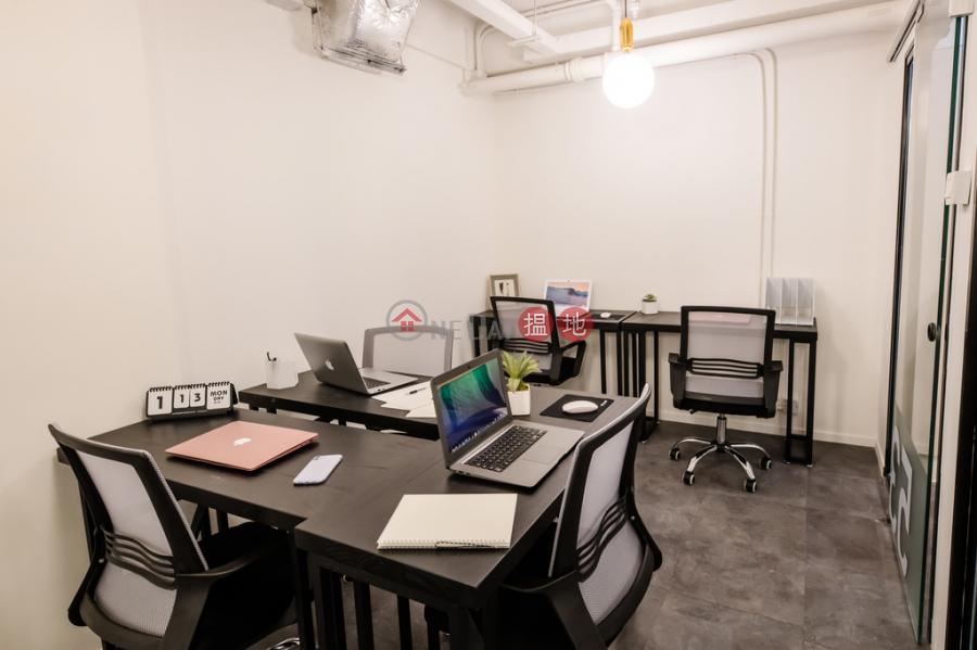 Causeway Bay Co Work& Mau I Private Office 4 Pax $10,000/ mth | Eton Tower 裕景商業中心 Rental Listings