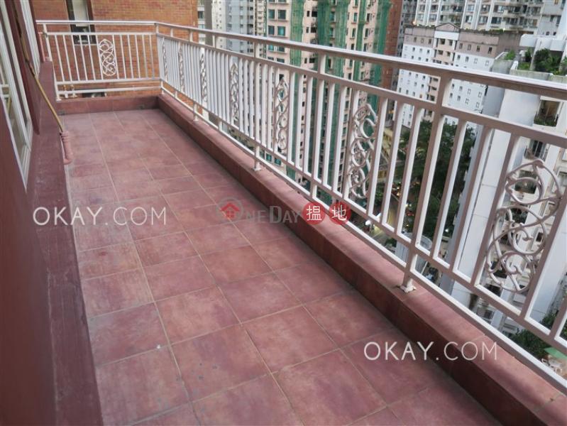 Lovely 2 bedroom on high floor | Rental, Carble Garden | Garble Garden 嘉寶園 Rental Listings | Western District (OKAY-R141854)