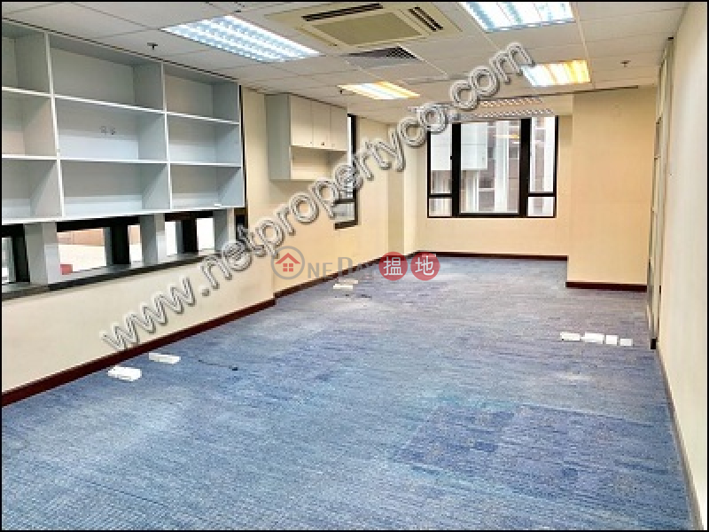 HK$ 80,208/ month | Shun Feng International Centre | Wan Chai District Spacious office for rent in Wan Chai