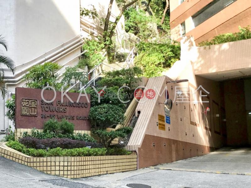 香港搵樓|租樓|二手盤|買樓| 搵地 | 住宅出租樓盤|3房2廁,實用率高,露台金山花園出租單位