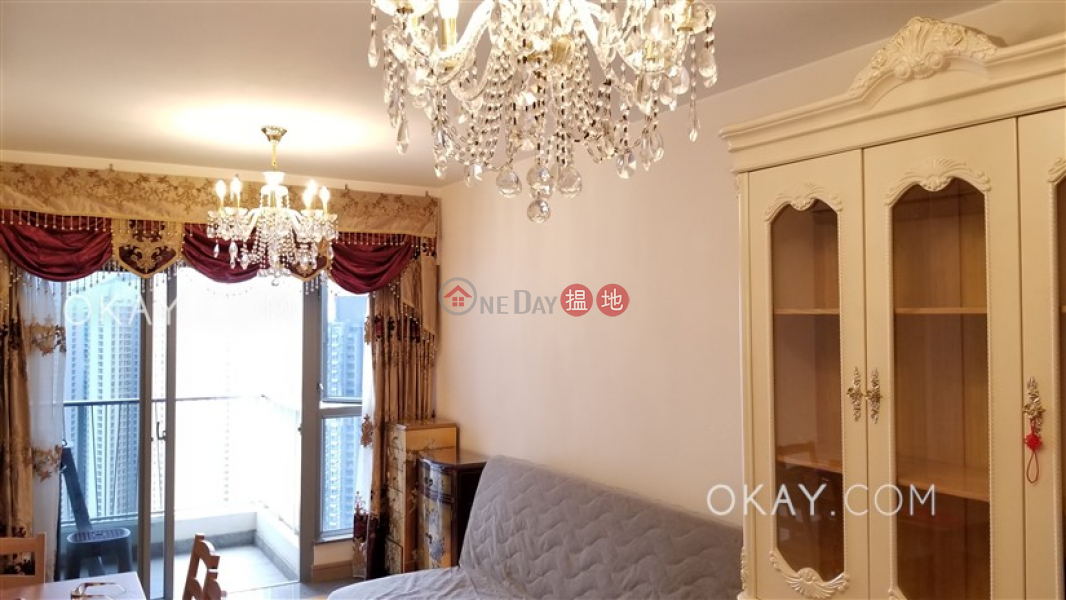 Unique 2 bedroom on high floor with sea views & balcony   Rental   Tower 2 Grand Promenade 嘉亨灣 2座 Rental Listings