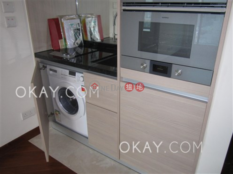 Unique 1 bedroom on high floor with balcony & parking | For Sale | The Avenue Tower 2 囍匯 2座 Sales Listings