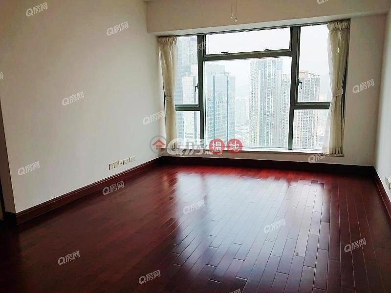 高層特色單位 地鐵上蓋 名校網 豪宅《君臨天下2座買賣盤》1柯士甸道西 | 油尖旺-香港出售-HK$ 3,200萬