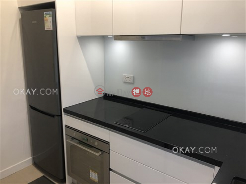 Unique 1 bedroom with terrace | For Sale, Discovery Bay, Phase 12 Siena Two, Graceful Mansion (Block H2) 愉景灣 12期 海澄湖畔二段 閒澄閣 Sales Listings | Lantau Island (OKAY-S225105)