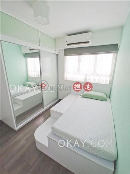 Unique 3 bedroom with balcony & parking   Rental   Flora Garden 富麗園 Rental Listings