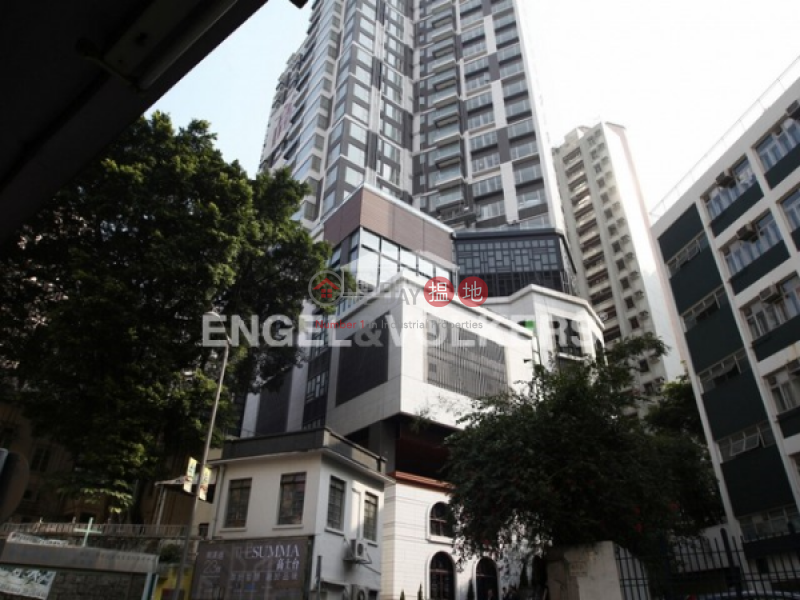Studio Flat for Sale in Sai Ying Pun, The Summa 高士台 Sales Listings | Western District (EVHK43247)