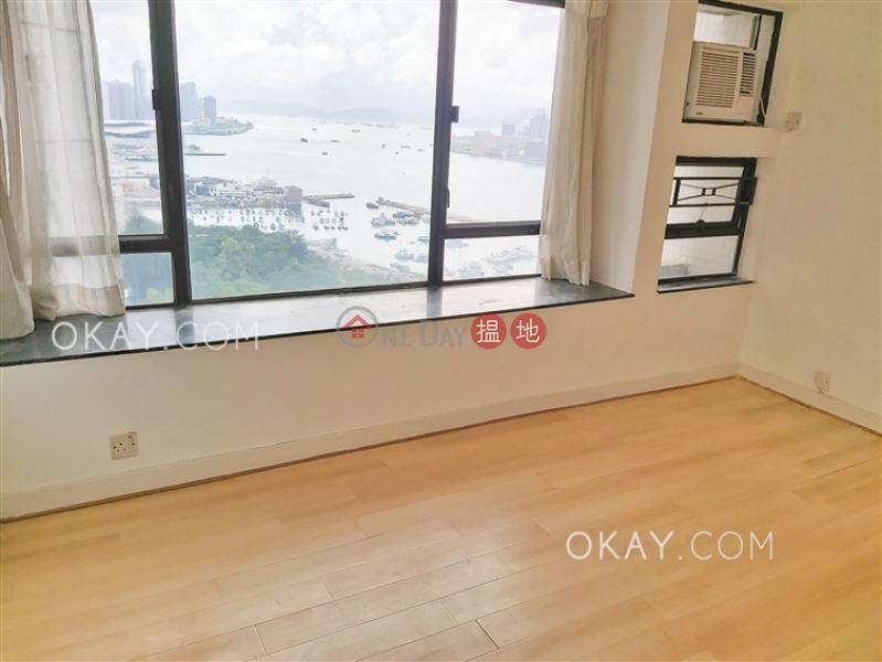Luxurious 3 bedroom on high floor with sea views | Rental | Park Towers Block 2 柏景臺2座 Rental Listings