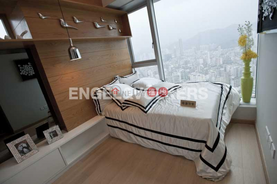 Studio Flat for Rent in Prince Edward, GRAND METRO 都匯 Rental Listings | Yau Tsim Mong (EVHK87422)