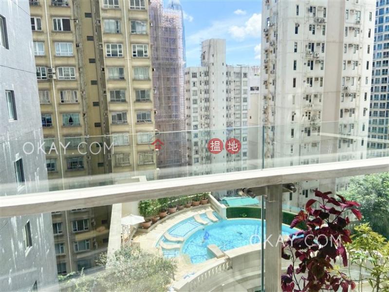 Unique 3 bedroom with balcony   Rental, Seymour 懿峰 Rental Listings   Western District (OKAY-R80533)