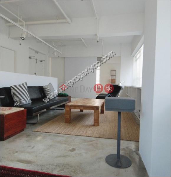 Loft Style Unit in Sai Ying Pun | 16 Sutherland Street | Western District | Hong Kong, Rental | HK$ 38,000/ month
