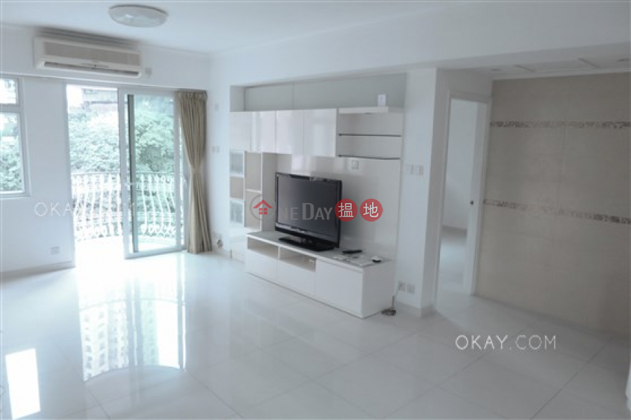 HK$ 29.8M San Francisco Towers   Wan Chai District, Efficient 3 bed on high floor with balcony & parking   For Sale
