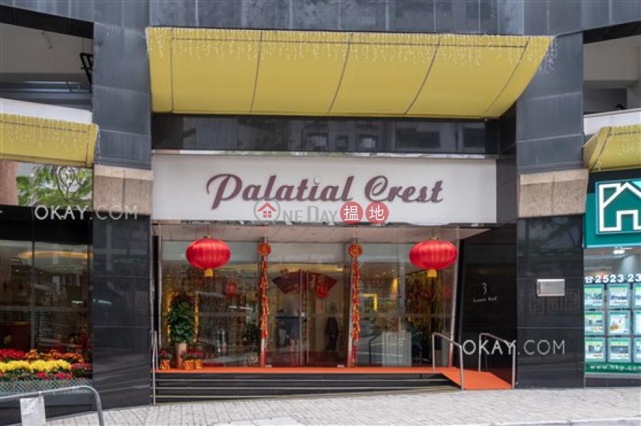 Gorgeous 3 bedroom on high floor | Rental | Palatial Crest 輝煌豪園 Rental Listings