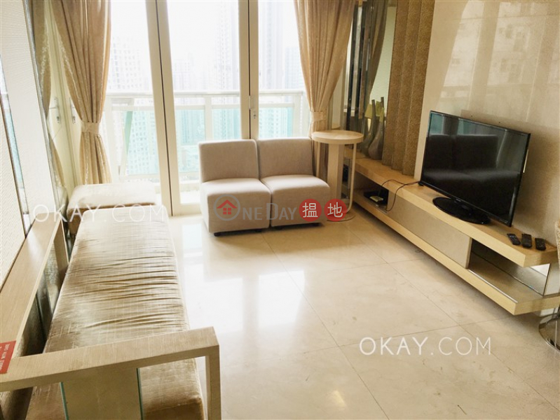 HK$ 36,000/ month | Centre Place | Western District Lovely 2 bedroom on high floor with balcony | Rental