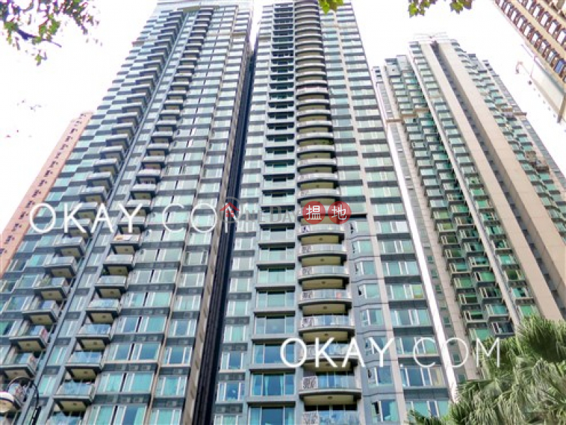 Exquisite 4 bed on high floor with balcony & parking | For Sale | The Legend Block 3-5 名門 3-5座 Sales Listings
