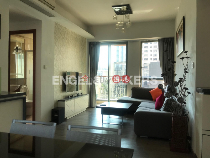 3 Bedroom Family Flat for Rent in Mid Levels West | 2 Park Road | Western District, Hong Kong | Rental, HK$ 45,000/ month