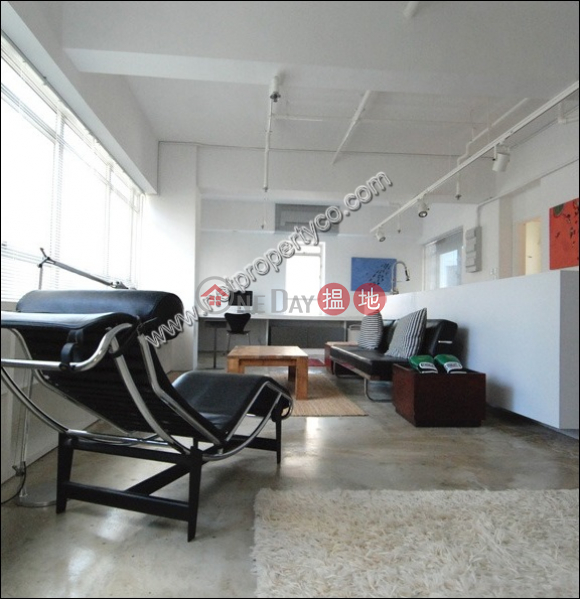 Loft Style Unit in Sai Ying Pun, Wing Hing Commercial Building 榮興商業大廈 Rental Listings | Western District (A062898)