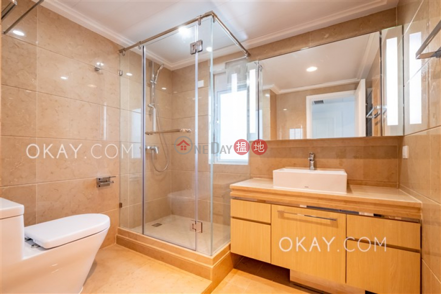 HK$ 115,000/ month | Borrett Mansions | Central District Efficient 3 bed on high floor with balcony & parking | Rental