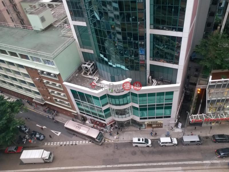 氣派大堂 大廈已翻新, Wanchai Commercial Centre 灣仔商業中心 Rental Listings | Wan Chai District (CF-OFFICE-01)