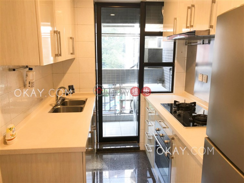 Elegant 2 bedroom with balcony | Rental, The Royal Court 帝景閣 Rental Listings | Central District (OKAY-R18661)