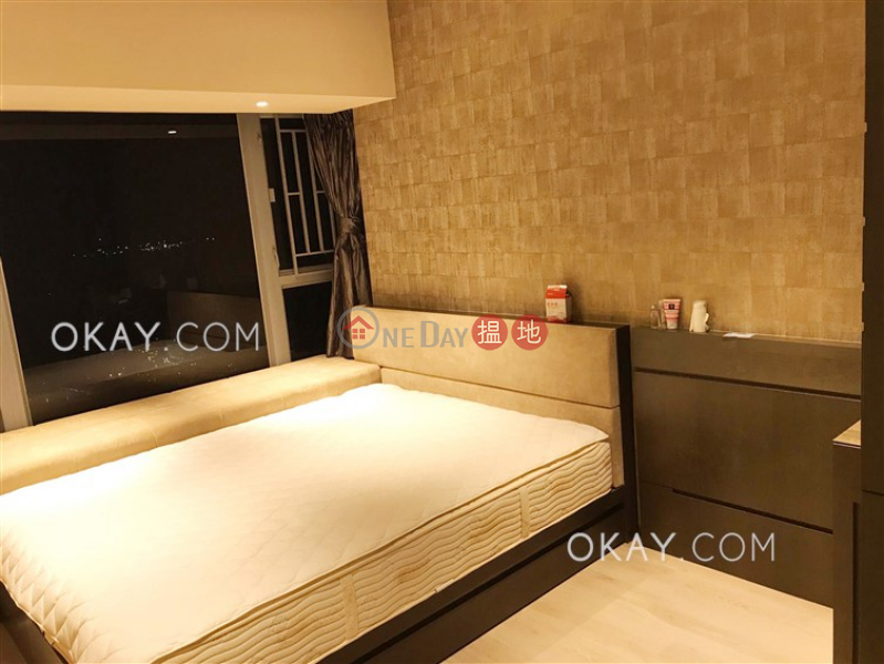 Luxurious 3 bed on high floor with sea views & balcony | For Sale | Tower 3 Grand Promenade 嘉亨灣 3座 Sales Listings