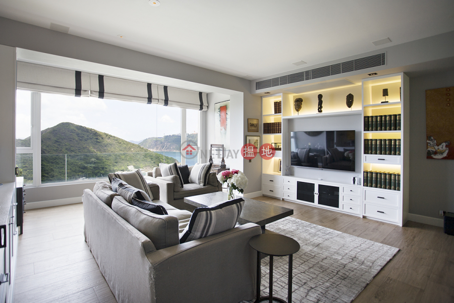Fabulous Colonial Penthouse with Stunning Roof Terrace | 69C-69F Repulse Bay Road | Southern District Hong Kong Sales, HK$ 95M