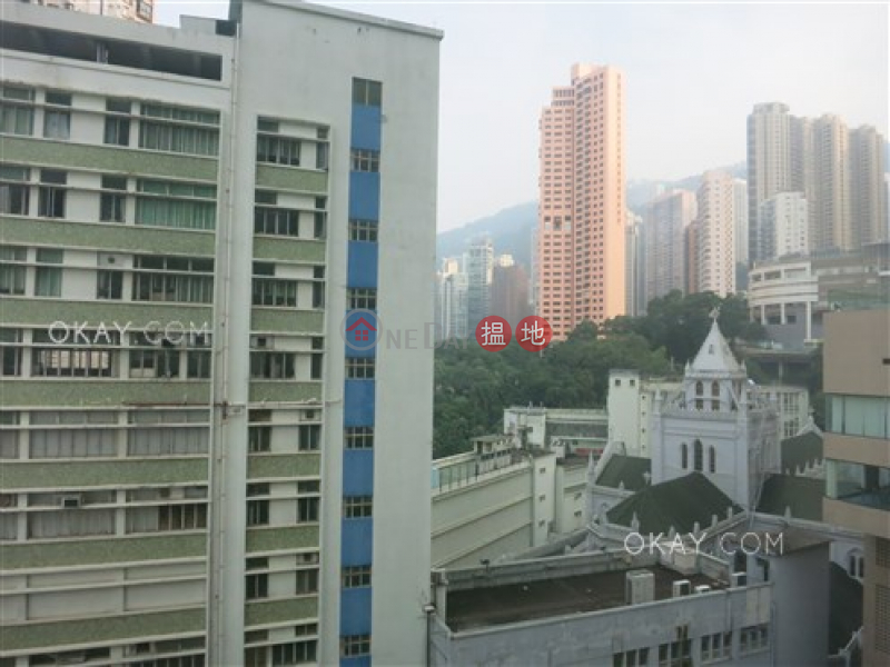 Unique 2 bedroom in Mid-levels West   For Sale   Caine Building 廣堅大廈 Sales Listings