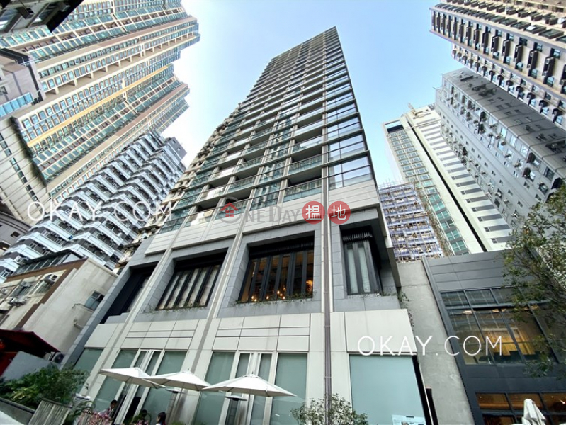 HK$ 8.38M | Eight South Lane Western District, Popular 1 bedroom on high floor with balcony | For Sale