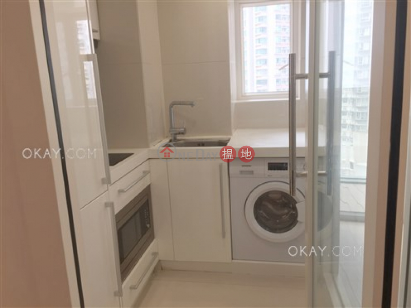 Unique 1 bedroom with balcony | Rental 38 Conduit Road | Western District | Hong Kong | Rental | HK$ 27,000/ month