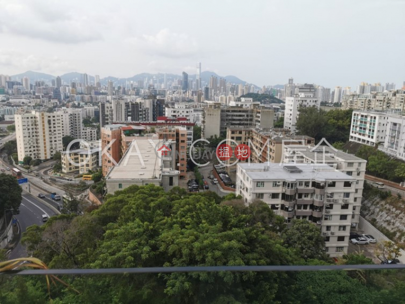 Unique 4 bedroom with balcony & parking | For Sale | VISTA PANORAMA 蟠龍閣 Sales Listings