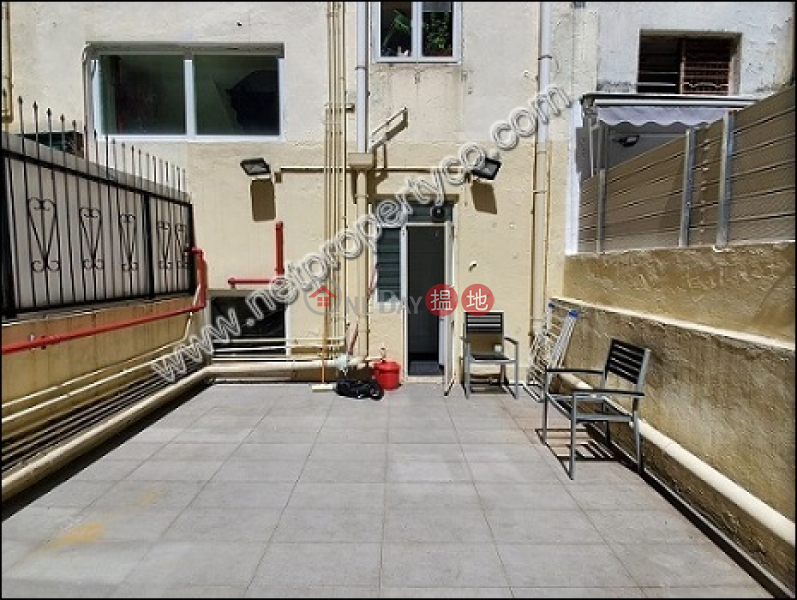 Property Search Hong Kong | OneDay | Residential | Rental Listings | Rear big terrace garden
