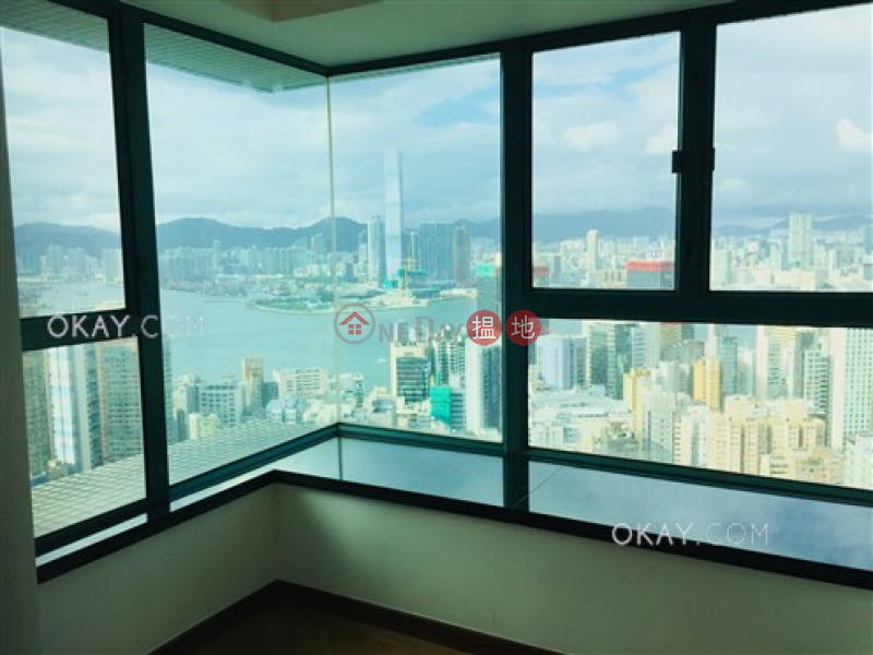 Gorgeous 3 bedroom on high floor with harbour views | Rental | 80 Robinson Road | Western District Hong Kong, Rental, HK$ 53,000/ month