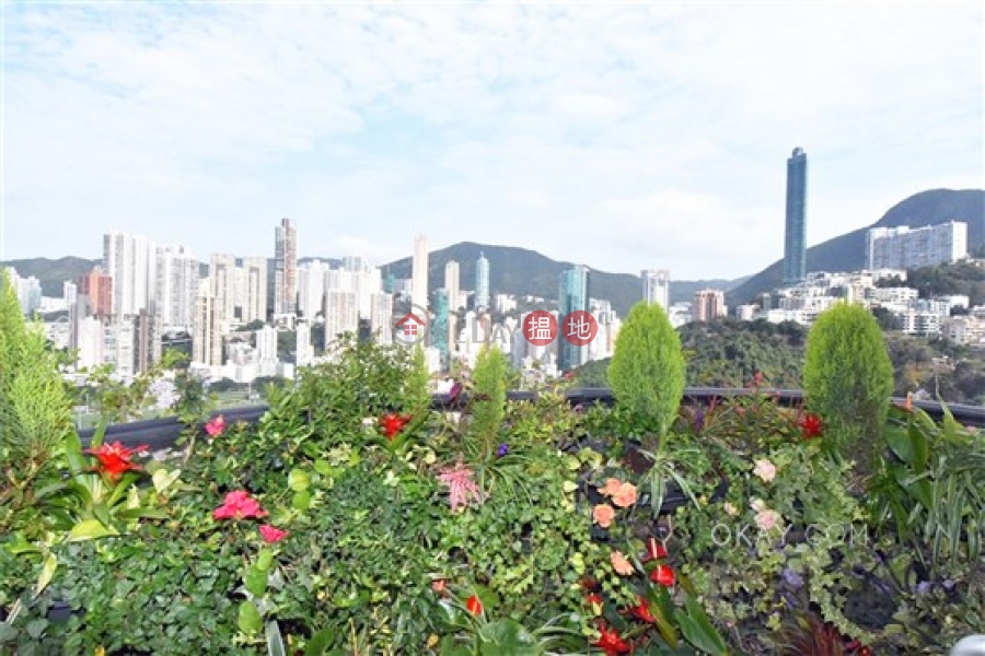 Property Search Hong Kong | OneDay | Residential, Rental Listings | Gorgeous 4 bedroom on high floor with balcony & parking | Rental